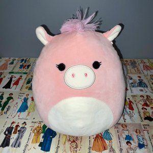 Pandora the Pink Pegasus Squishmallow 8 inches